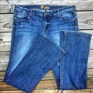 Kut From the Kloth bootcut stretch jeans 14